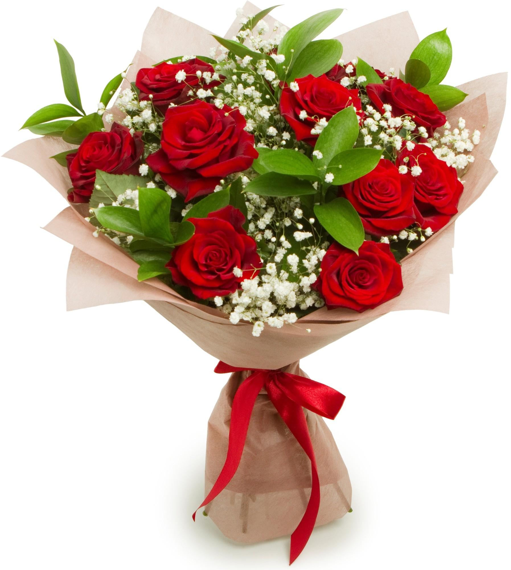 Цветов, какие цветы подарить на день рождения подруге 12 лет